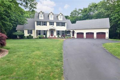 East Greenwich Single Family Home For Sale: 8 Brookfield Ct