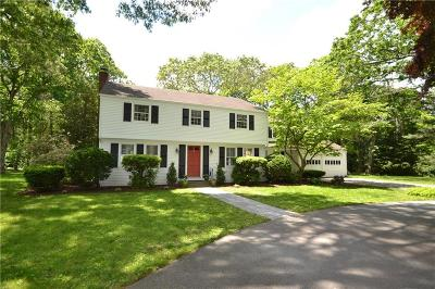 Bristol County Single Family Home For Sale: 1 Tallwood Dr