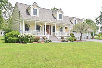 Bristol County Single Family Home Act Und Contract: 14 Brittney Lane