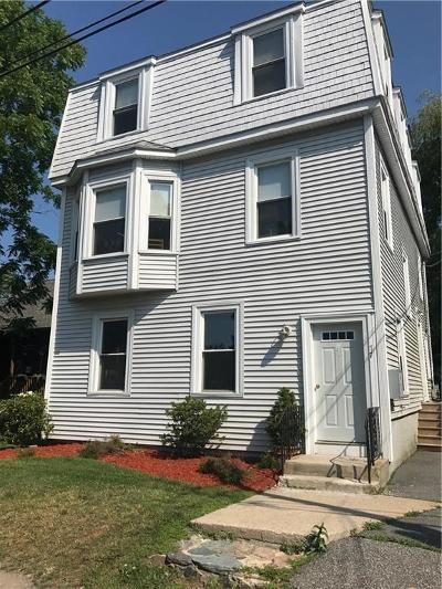 Newport Condo/Townhouse Act Und Contract: 77 Garfield St, Unit#1 #1