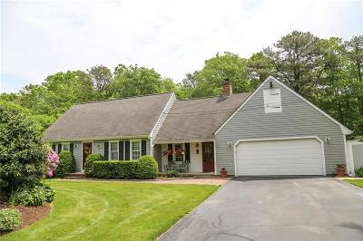 North Kingstown Single Family Home Act Und Contract: 15 Tomahawk Cir