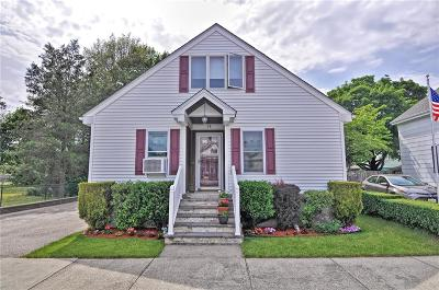 Pawtucket Multi Family Home Act Und Contract: 28 Calder St