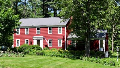 Cumberland Single Family Home Act Und Contract: 95 Abbott Run Valley Rd