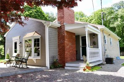 Cumberland Single Family Home Act Und Contract: 27 Kay St
