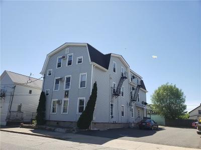 Pawtucket Multi Family Home For Sale: 22 Lawn Av