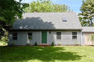 Cumberland Single Family Home For Sale: 11 Old Meadow Lane