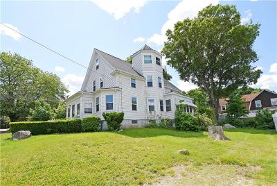 East Providence Multi Family Home For Sale: 45 Hillside Av