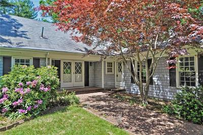 Cumberland Single Family Home For Sale: 41 Louise F Luther Dr