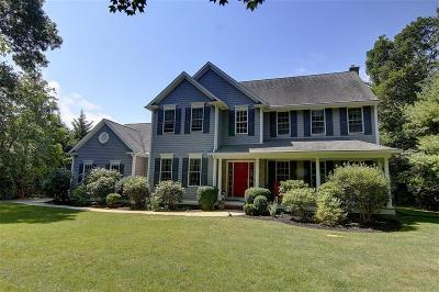 North Kingstown Single Family Home For Sale: 78 Sugarbush Trl