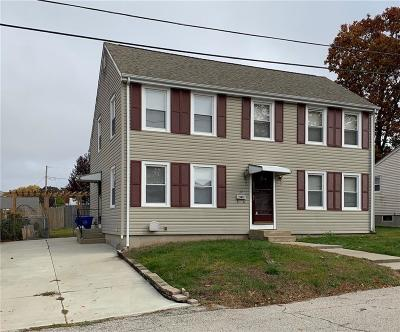 East Providence Single Family Home For Sale: 37 Sheridan Av