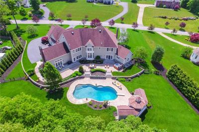 Seekonk Single Family Home For Sale: 5 Letendre Rd