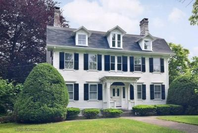 Lincoln Single Family Home Act Und Contract: 503 Great Rd