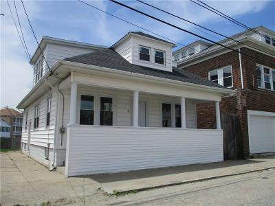 Providence Single Family Home For Sale: 56 Russo St