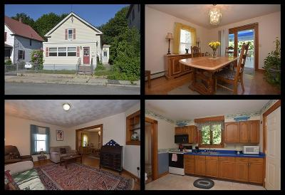 Woonsocket Single Family Home For Sale: 28 Asylum St