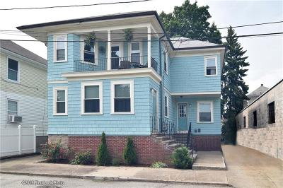 Johnston Multi Family Home For Sale: 107 George St