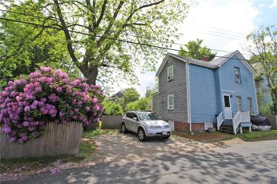 Newport Single Family Home Act Und Contract: 10 Maitland Ct