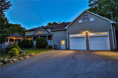 Coventry Single Family Home For Sale: 1 Scenic Ridge Ct