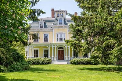 Tiverton Multi Family Home For Sale: 285 Stone Church Rd