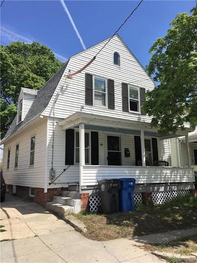 Cranston Single Family Home For Sale: 125 Smith St