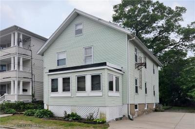 Pawtucket Multi Family Home For Sale: 20 Prentice Av