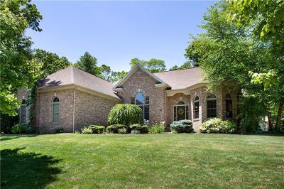 Smithfield Single Family Home For Sale: 43 Sophia Lane