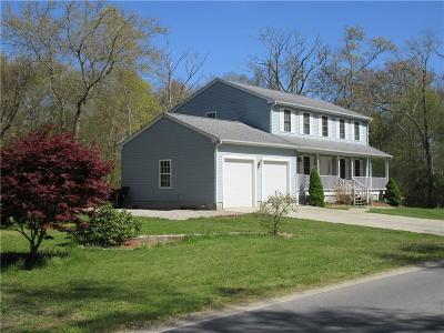 Tiverton Single Family Home For Sale: 892 Brayton Rd