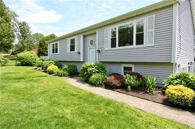 Middletown Single Family Home For Sale: 169 Newport Av