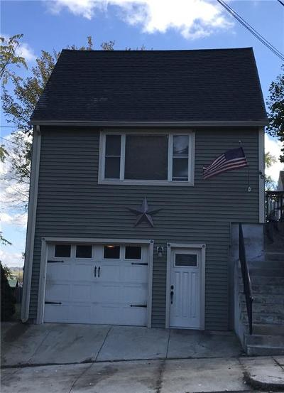 Woonsocket Single Family Home For Sale: 60 Welles St