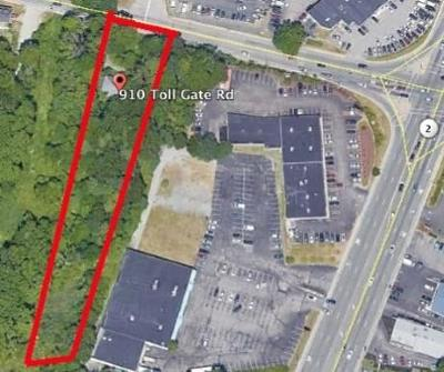 Warwick, West Warwick, Cranston, North Providence, Providence Residential Lots & Land For Sale: 910 Toll Gate Rd