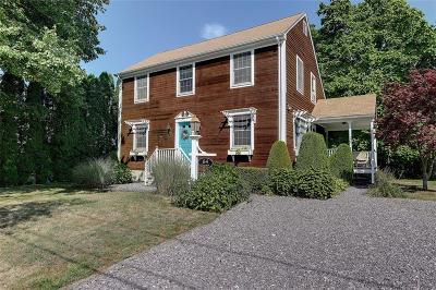 Narragansett Single Family Home For Sale: 64 Camden Rd