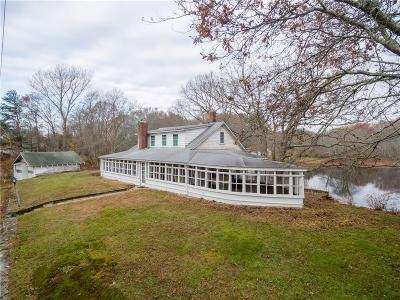 Single Family Home For Sale: 120 Barbers Pond Rd