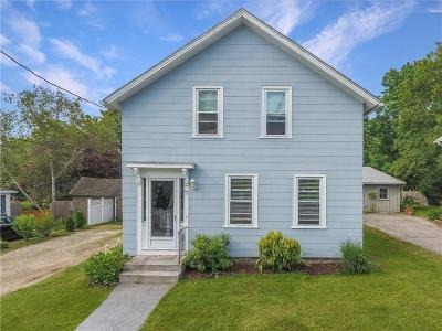 South Kingstown RI Single Family Home For Sale: $269,000
