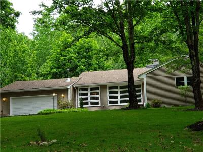 Coventry Single Family Home For Sale: 631 Hill Farm Rd