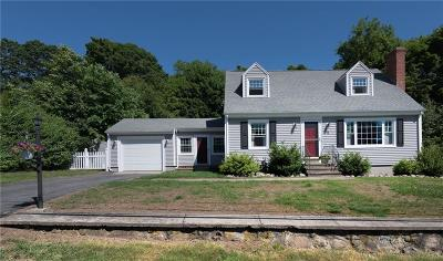 Cumberland Single Family Home For Sale: 9 Knoll Crest