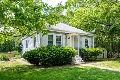Tiverton Single Family Home Act Und Contract: 199 Stafford Rd