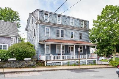 Newport Multi Family Home For Sale: 7 - 9 Dearborn St