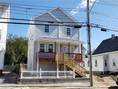 Providence Single Family Home For Sale: 418 Prairie Av