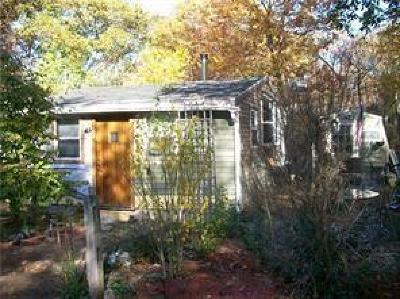 Glocester Single Family Home For Sale: 21 Echo Rd