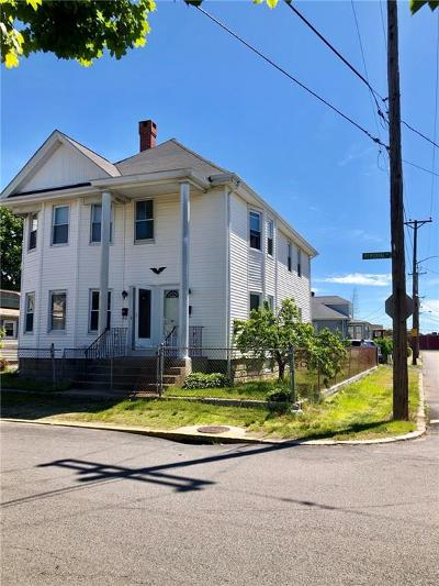 Pawtucket Multi Family Home For Sale: 28 - 30 Memorial Dr