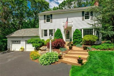 Smithfield Single Family Home For Sale: 23 Rogler Farm Rd