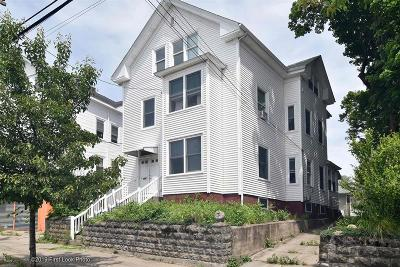 Providence Multi Family Home For Sale: 873 Atwells Av