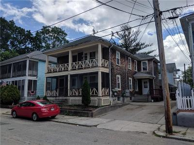 Central Falls Multi Family Home For Sale: 19 Worth St
