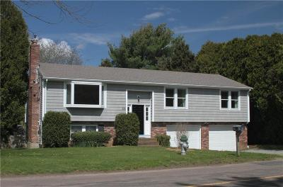 Portsmouth Single Family Home For Sale: 228 Indian Av