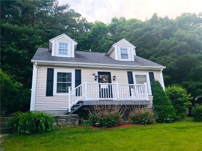Cumberland RI Single Family Home For Sale: $264,900