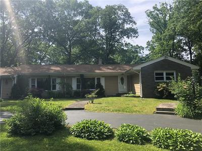 Cumberland Single Family Home For Sale: 11 N Attleboro Rd