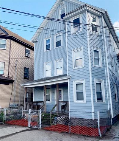 Providence Multi Family Home For Sale: 606 Union Av