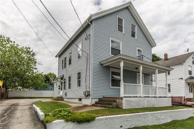 Pawtucket Multi Family Home For Sale: 22 Vincent Av