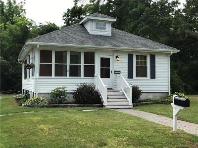 Seekonk Single Family Home Act Und Contract: 213 Forest Av
