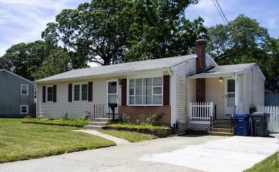Warwick Single Family Home For Sale: 81 Wingate Av