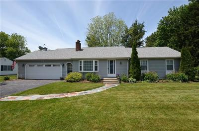 Seekonk Single Family Home Act Und Contract: 235 Olney St